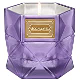 Rackaphile Scented Candles Gift, 16 oz Soy Wax Lavender Aromatherapy Scented Candles for Relaxation Stress Relief Home Fragrance Glass Jar Candle, 80-100 Hours Burn, Gift Candles for Women