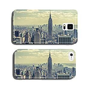 New York City Aerial View cell phone cover case iPhone5