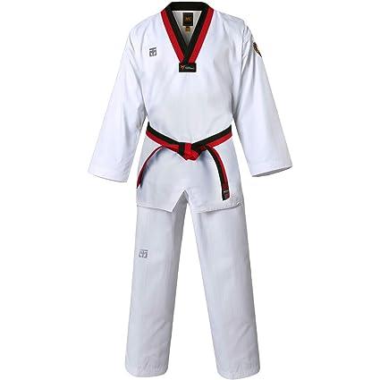 MOOTO MTX Basic Uniform Tae Kwon Do TKD Taekwondo WTF Dan Dobok