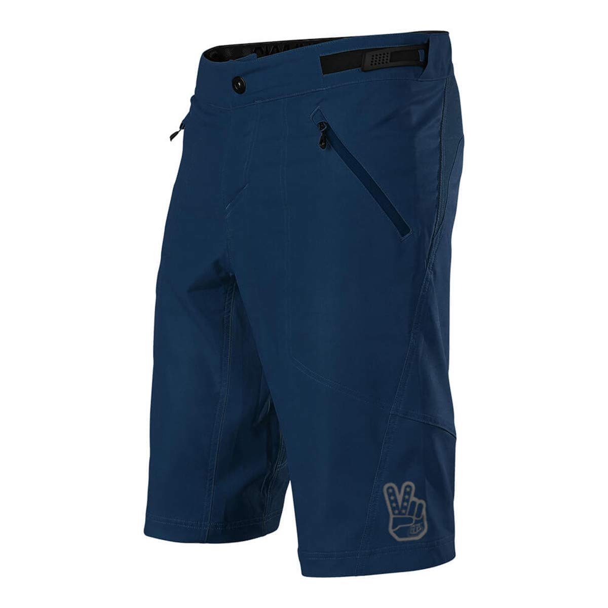 Troy Lee Designs Skyline Short - Boys' Solid Navy, 24 by Troy Lee Designs
