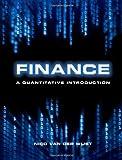 Finance: A Quantitative Introduction by Nico van der Wijst (2013-02-25)