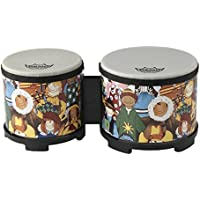 "Remo RH-1206-00 Rhythm Club Konga - Tambor, Bongo Tambor, Rhythm Kids, 5""-6"" Bongo Drum Rhythm Club"