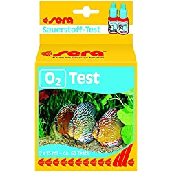 Sera Oxygen-Test (O2) 15 ml, 0.5 fl.oz. Aquarium Test Kits