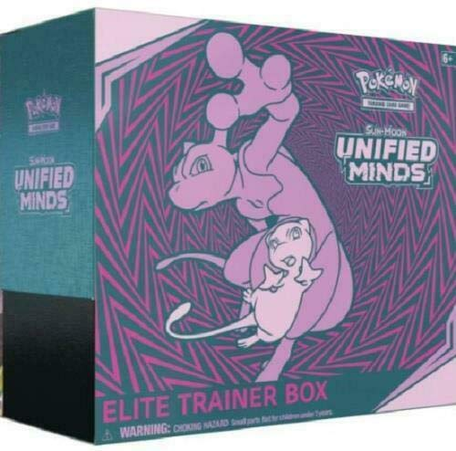 Pokémon TCG: Sun & Moon-Unified Minds Elite Trainer Box