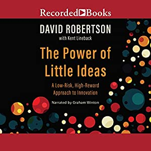 The Power of Little Ideas Audiobook