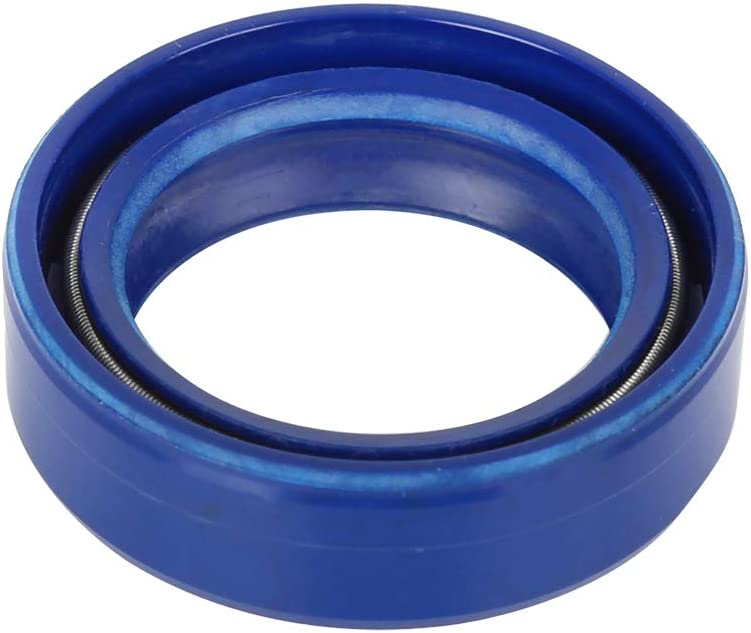F FIERCE CYCLE 10pcs 27mm x 37mm x 10.5mm Motorcycle Front Fork Shock Oil Seal for CG125