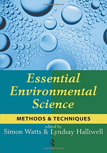 Essential Environmental Science: Methods And Techniques