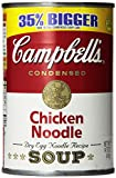 Campbell's Chicken Noodle Soup, 14.75 Ounce Cans (Pack of 12)
