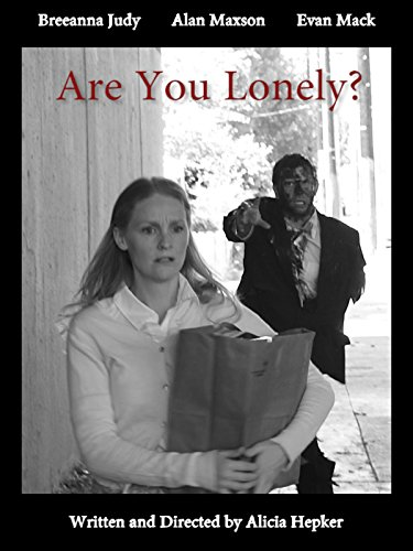 Are You Lonely? - Silver Alicia Video