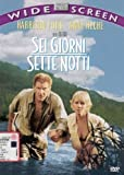 Sei Giorni Sette Notti [Italian Edition] by harrison ford