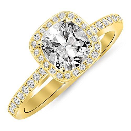 0.75 Ct Diamond Ring - 2