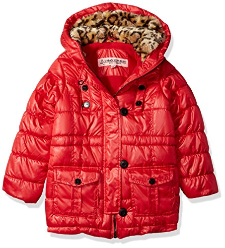 Polyfil Crimson Republic Red Girls' Urban Jacket Ur Z6t1xXX