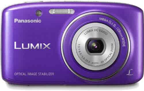 Shopping LCD - Purple - 3 Stars & Up - Digital Cameras