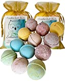 Best Bath Bombs - Double Valentine Gift Set, 12 Wholesale Bath Bombs Review