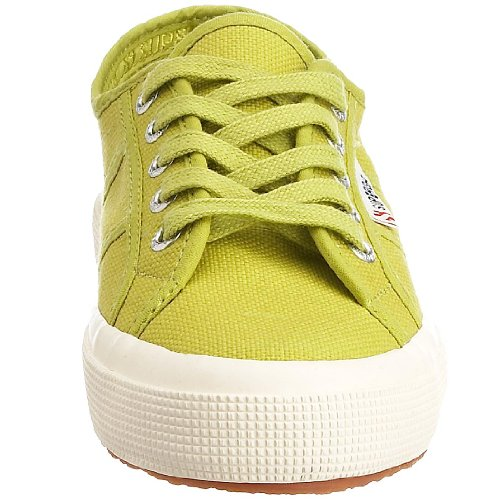 Green Superga Apple Verde Jcot Sneaker 2750 Classic 18 Bambini Unisex Bianco q6vqfrH