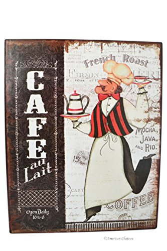 American Chateau Vintage Coffee Cafe & Fat French Chef Bistro 10