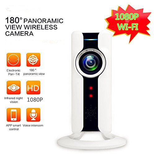 Wireless Panoramic Security Protection Surveillance product image
