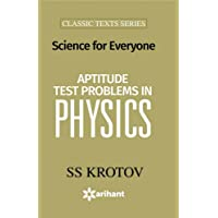 Science For Everyone : Aptitude Test Problem In Physics