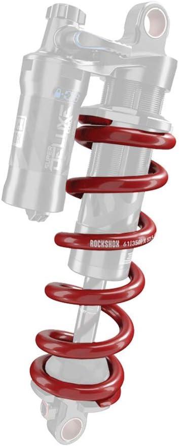350 lbs Black Length 151mm Travel 57.5-65mm RockShox Metric Coil Spring