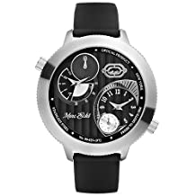 Marc Ecko Men'S Men'S Leather Watch #E12522G1