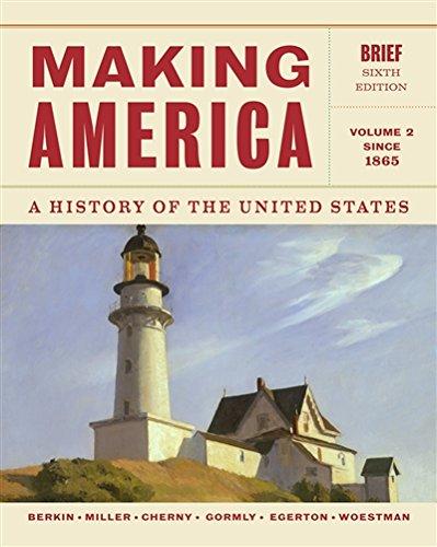 making of america - 5