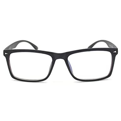 20b6fdb362 Rectangle Eyeglasses Frames With Clear Lens Optical Eyewear Frame Wood-like  Prescription Glasses Frame Spectacle