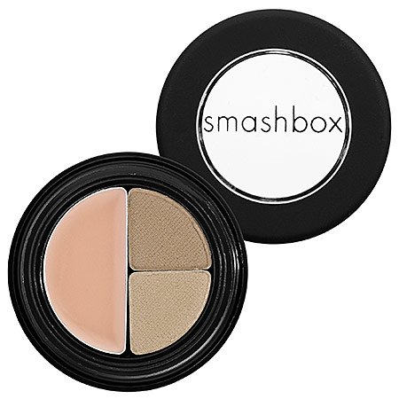 Brow Trio (Smashbox Brow Tech, Blonde, 0.025 Ounce)