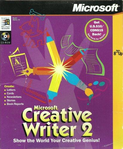 Microsoft Creative Writer 2
