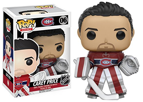 Funko NHL Carey Price Pop Figure