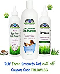 Dancing Pet Natural Pet Shampoo & Conditioner For Dog Cat Dandruff Itching Allergies Sensitive Dry Skin  Soap-free All in One Condition Moisturize Detangle Odor Smells Good Yorkie Poodle Retriever Maltese Rottweiler  Guaranteed - 16 Oz.