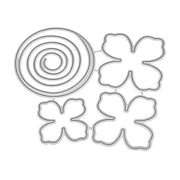 KIMODO Nueva Tarjeta de Papel del álbum de Scrapbooking del álbum de Scrapbooking DIY, C: Amazon.es: Hogar