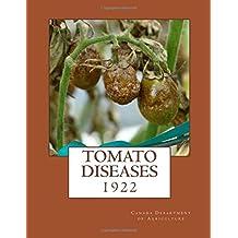 Tomato Diseases: 1922