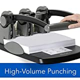 Swingline 3 Hole Punch, Hole Puncher, Extra High
