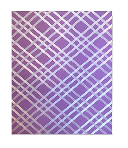 """Bulletin-Memo Board and Picture Frame: Lavender and White (Large (20"""" x 30""""))"""