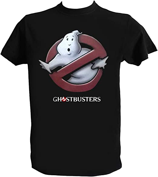 T Shirt Ghostbusters Homme Enfant Tee Shirt