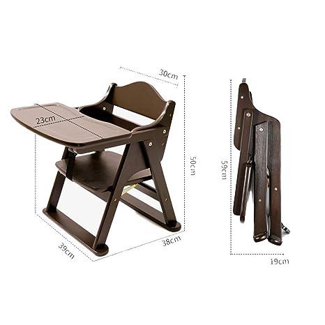 JZX Silla de Comedor para bebé, Mesa y sillas de Comedor para bebé ...