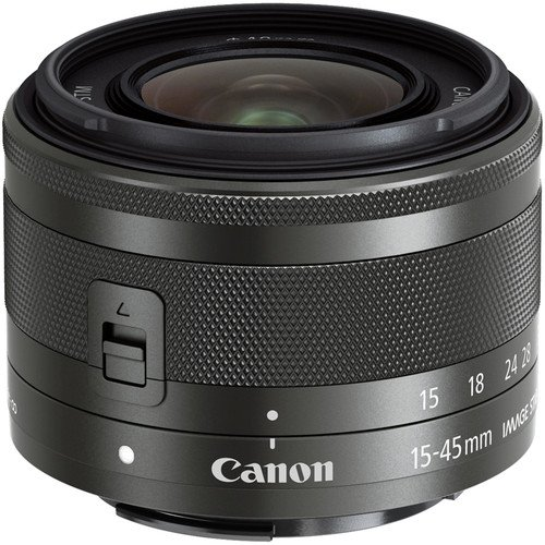 Canon Digital Lens Kit Angle Telephoto Lens + Memory Creator Bundle
