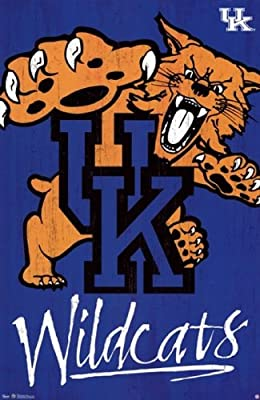University of Kentucky - Logo 13 Poster Print (22 x 34)