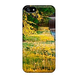 New Long Forest Road Cases Covers, Anti-scratch Noe25026wmaa Phone Cases Diy For Iphone 5/5s Case Cover