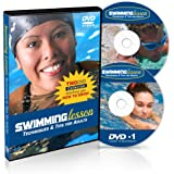Learn How to Swim - Swimming Lessons for Adults - 2 DVD Set