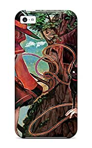 Hard Plastic Iphone 5c Case Back Cover,hot Touhou Project Case At Perfect Diy