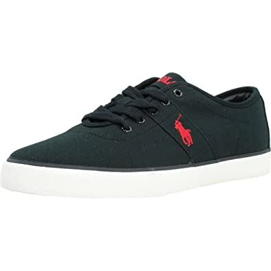 Polo Ralph Lauren Halford Ne Sneaker 816665566005: Amazon.es ...