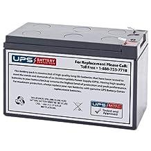 APC Back UPS 500 Battery - BK500, BK500BLK model