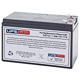 Minuteman PRO500E Replacement Battery - 12V 9Ah Battery