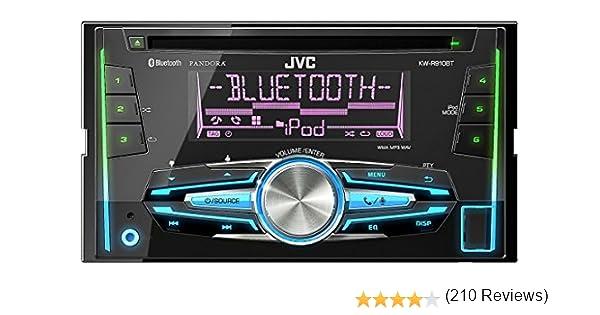 amazon com jvc kw r910bt car audio 2din cd stereo w bluetooth amazon com jvc kw r910bt car audio 2din cd stereo w bluetooth ipod iphone android control car electronics