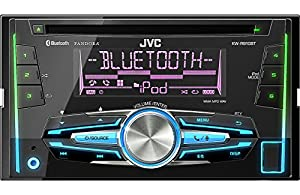 jvc kw r910bt car audio 2din cd stereo w. Black Bedroom Furniture Sets. Home Design Ideas