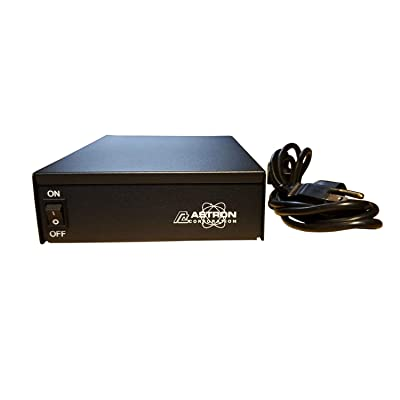 SS-18 SS18 S-18 Original Astron Switching Power Supply - 15 Amp Continuous, 18 Amp ICS, 13.8 VDC Output, 120/220 Volt Input