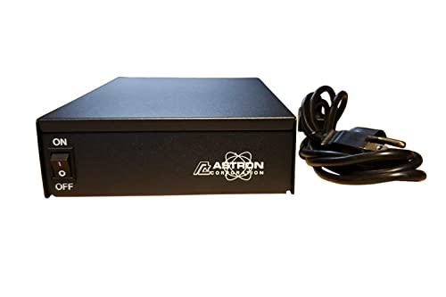 Astron Original SS-18 Switching 18 Amp Power Supply – 15 Amp Continuous, 18 Amp ICS, 13.8 VDC Output, 120 220 Volt Input