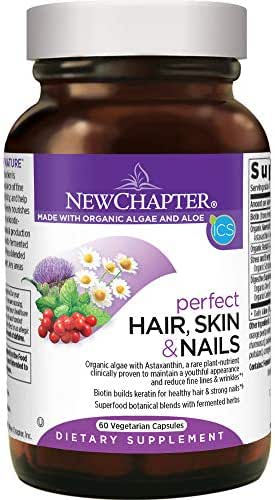 Multivitamins: New Chapter Perfect Hair Skin Nails