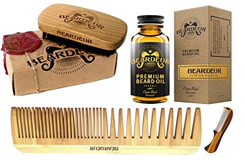 BEARDEUR Premium Mustache Conditioner Grooming product image